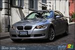 2007 BMW 328xi Coupe Road Test