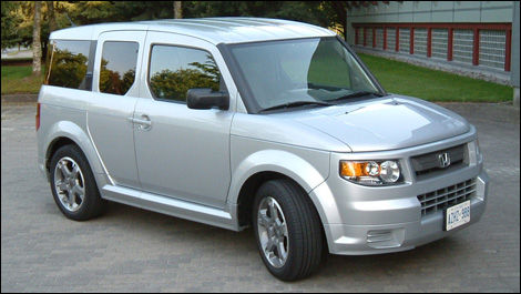 2007 Honda Element SC Road Test Editor's Review | Car Reviews | Auto123