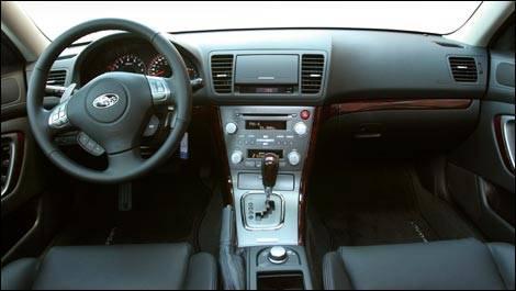 Subaru Legacy Wagon I