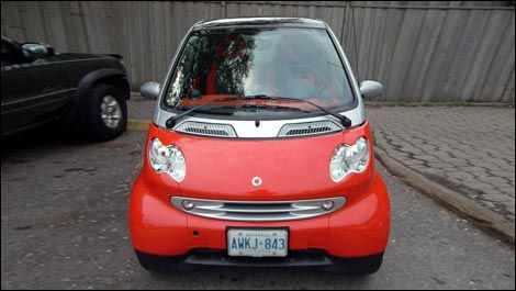 2006 Smart Fortwo Road Test