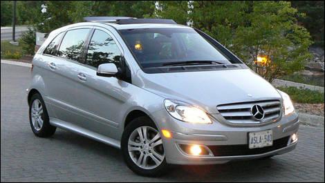 Mercedes b200 2007