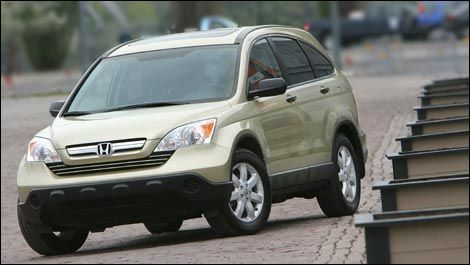 2007 Honda CR V EX Road Test
