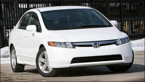 2007 honda civic lx road test editor 39 s review car news auto123. Black Bedroom Furniture Sets. Home Design Ideas