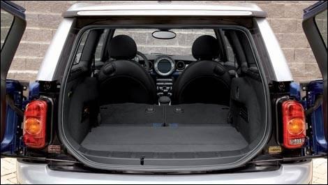 New 5 Door Mini Cooper Clubman For 2008 Car News Auto123