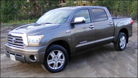 2007 Toyota Tundra CrewMax LTD Road Test