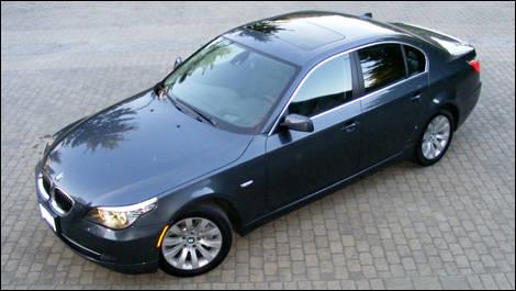 Bmw I The Best Famous BMW - 2007 bmw 535xi