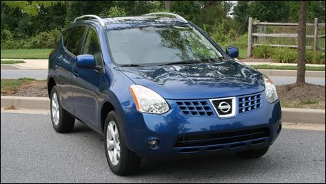 The Rogue Is A Sporty SUV With A Well Executed Distinctive Look.