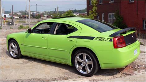 2007 Dodge Charger Daytona R/T | Car News | Auto123