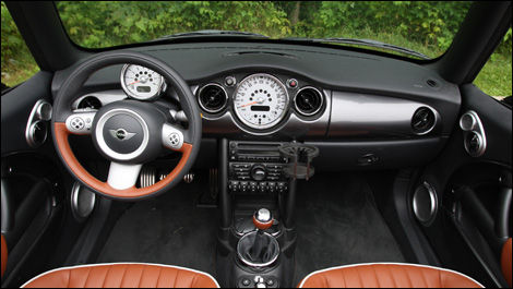 2007 Mini Cooper S Cabriolet Sidewalk Review Editor S Review Car