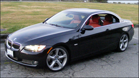 2007 bmw 335i cabriolet road test editor 39 s review car reviews auto123. Black Bedroom Furniture Sets. Home Design Ideas
