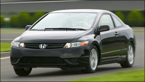 2007 Honda Civic DX G Coupe Road Test