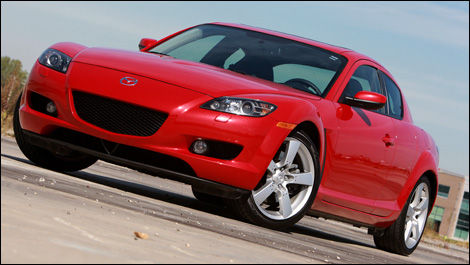2007 Mazda RX-8 GT Road Test Editor's Review | Car News