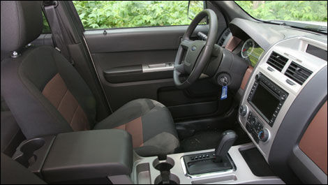 2008 ford escape xlt awd road test editor 39 s review car reviews auto123. Black Bedroom Furniture Sets. Home Design Ideas