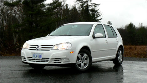 2008 Volkswagen City Golf Road Test Editor S Review Car