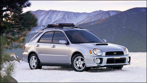 subaru impreza 2002 2007 occasion actualit s automobile auto123. Black Bedroom Furniture Sets. Home Design Ideas