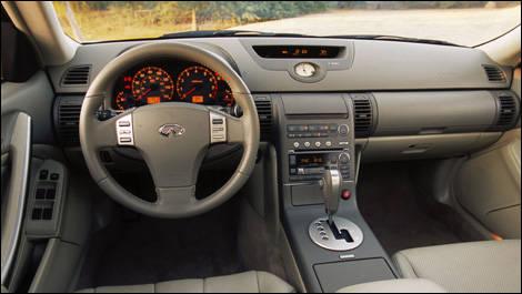 infiniti g35 2003 2007 occasion actualit u00e9s automobile