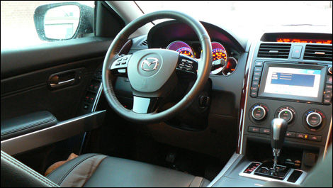 2008 mazda cx 9 gt awd road test editor 39 s review car reviews auto123. Black Bedroom Furniture Sets. Home Design Ideas