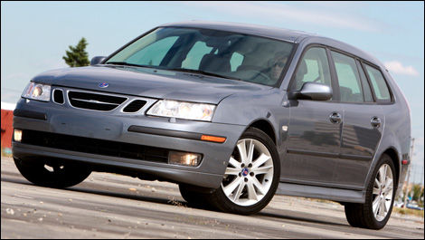 2007 saab 9 3 sportcombi road test editor 39 s review car reviews auto123. Black Bedroom Furniture Sets. Home Design Ideas