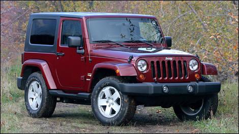 Charming 2007 Jeep Wrangler Sahara Road Test