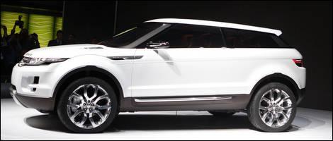 Detroit 2008: Land Rover presents the LRX Concept (video)   Car News ...