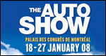 Last weekend to visit the Montreal Auto Show