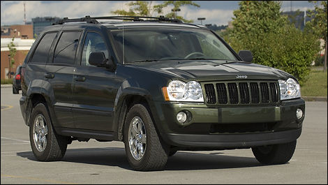 2007 jeep grand cherokee laredo crd review editor's review | car