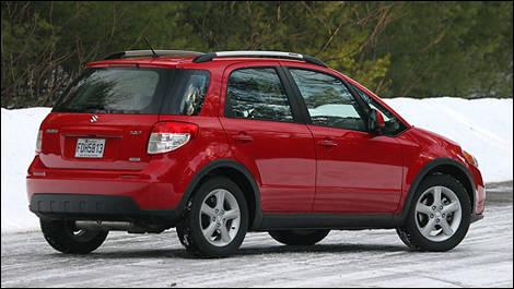 2008 suzuki sx4 hatchback reviews