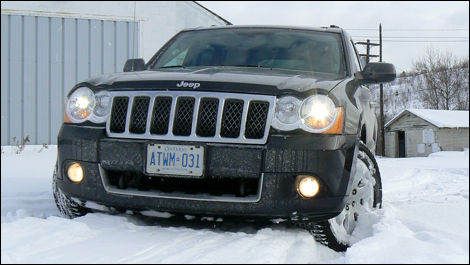 2008 Jeep Grand Cherokee CRD Overland Review
