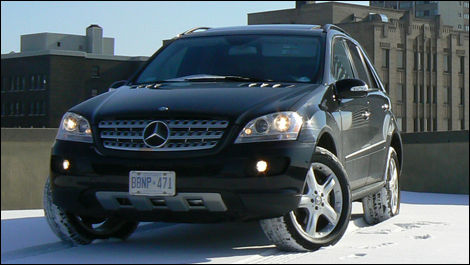 2008 mercedes benz ml320 cdi review editor 39 s review car news auto123. Black Bedroom Furniture Sets. Home Design Ideas