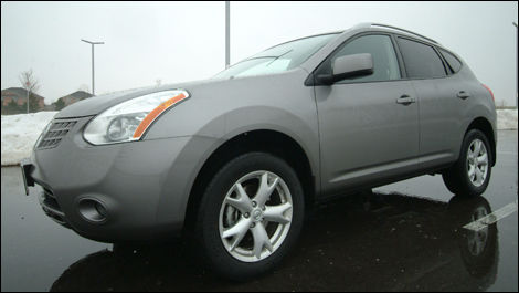 High Quality 2008 Nissan Rogue SL AWD Review