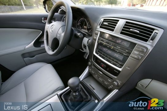 Nice 2008 Lexus IS 250 AWD Review