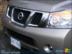 2008 Nissan Armada Review
