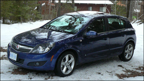 2008 Saturn Astra Xr Review Editor S Review Car Reviews Auto123