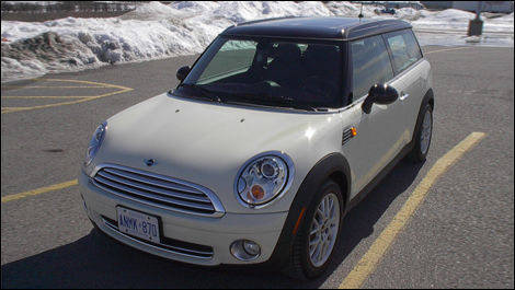 I M A Proud British Subject And Absolutely Adore The New Mini Clubman