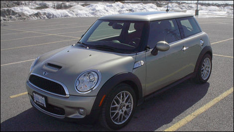 2008 Mini Cooper S John Cooper Works Package Review Editors Review