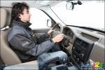 Jeep Liberty �dition North 2008 : essai routier