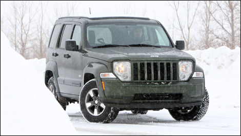 2008 jeep liberty north edition review editor 39 s review. Black Bedroom Furniture Sets. Home Design Ideas
