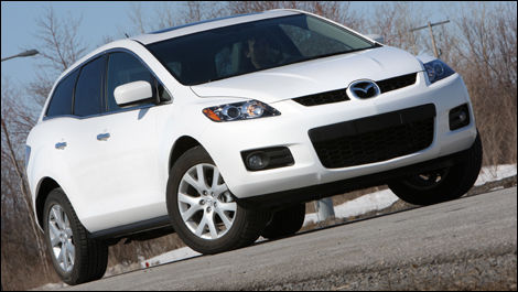 2008 Mazda CX 7 GT AWD Review
