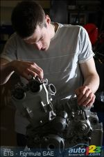 2008 Formula SAE: Race Car Building 101