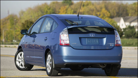 2008 Toyota Prius Review