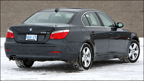 2008 bmw 535xi reviews