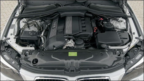 2003 bmw 530i engine