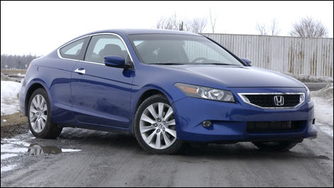2008 Honda Accord Coupe EX L V6 Review