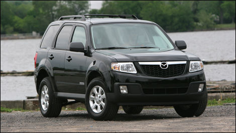 2008 mazda tribute gt-v6 review editor's review | car reviews | auto123