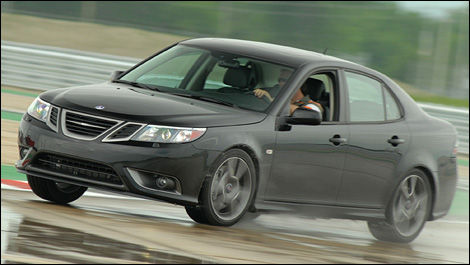 2008 saab 9 3 turbo x first impressions video editor 39 s review car reviews auto123. Black Bedroom Furniture Sets. Home Design Ideas