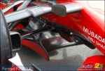 F1: The Ferrari F2008 under the microscope