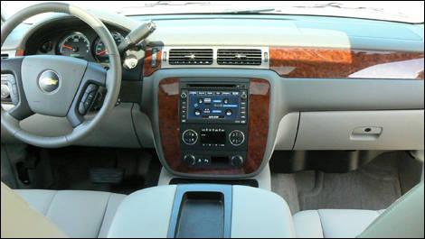 2008 Chevrolet Tahoe Hybrid Review