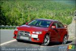 2008 Mitsubishi Lancer Evolution MR First Impressions (video)