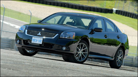 2009 mitsubishi galant first impressions editor's review | car