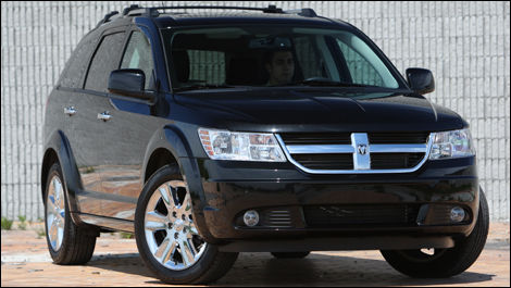 2009 Dodge Journey R T Awd Review